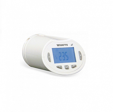 Tête thermostatique électronique programmable BT-TH02 RF
